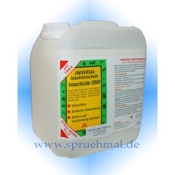 Insecticide 2000 - 5 Liter...